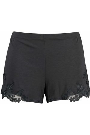 La Perla Women Briefs Shorts - Lace embroidered shorts