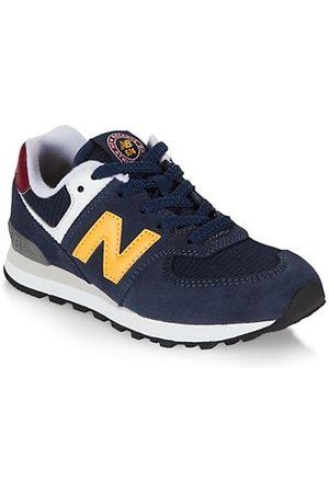 New Balance Boys Sneakers - Little Boy's 574 Suede Low-Top Sneakers
