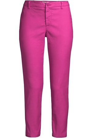 120 Lino Linen Blend Capri Pants