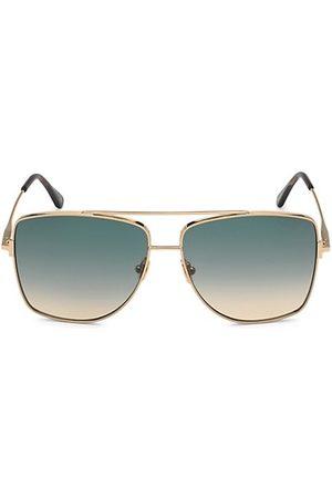 Tom Ford Reggie 61MM Navigator Sunglasses