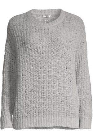 Peserico Linen-Cotton Textured Sweater