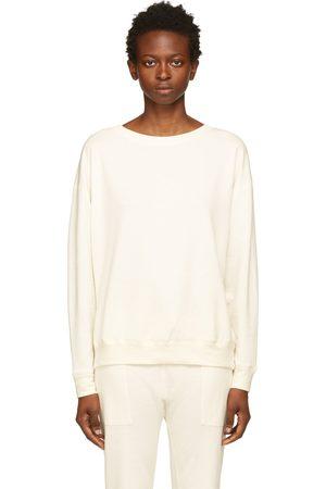 Women Long sleeves - Frame Off-White Au Natural Uni Long Sleeve Shirt
