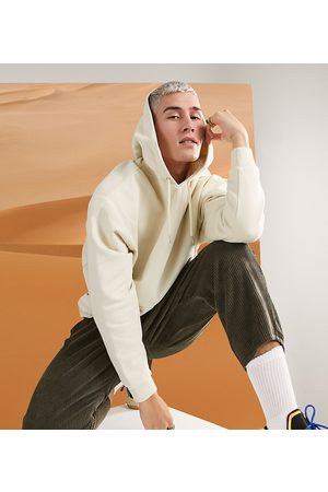 ASOS Men Sweatshirts - Oversized hoodie in -Neutral