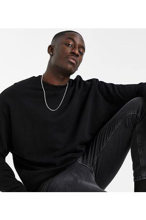 ASOS Men Sweatshirts - Oversized sweatshirt in