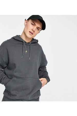 ASOS DESIGN Oversized hoodie in washed