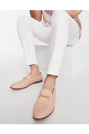 ASOS DESIGN Men Loafers - Loafers in faux leather with snaffle