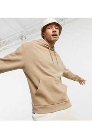 ASOS DESIGN Men Sweatshirts - Oversized hoodie in -Neutral