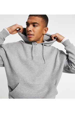 ASOS DESIGN Oversized hoodie in marl