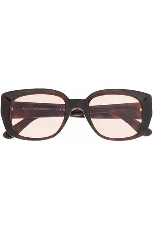 Tom Ford Raphael square-frame sunglasses