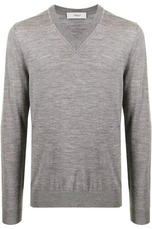 PRINGLE OF SCOTLAND V-neck merino wool jumper