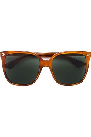 Gucci Women Sunglasses - Oversized square sunglasses