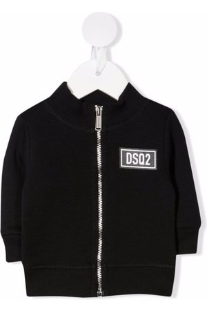 Dsquared2 Logo-patch jacket
