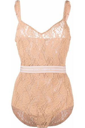 Dolce & Gabbana Stretch lace body