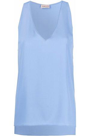 Blanca Vita V-neck vest top