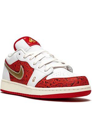 """Jordan Kids Boys Sneakers - Air Jordan 1 Low """"Spades"""" sneakers"""
