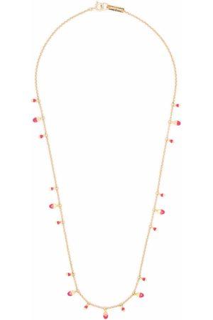 Isabel Marant Women Necklaces - Casablanca charm-detail necklace