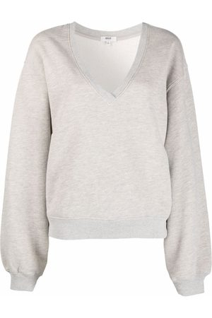 AGOLDE V-neck long-sleeved sweater