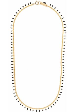 Isabel Marant Casablanca resin-bead necklace