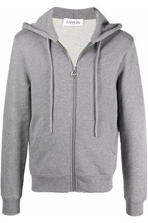 LANVIN Zip front hoodie