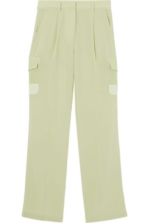 Burberry Mid-rise cargo trousers