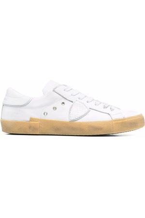 Philippe model Vintage Veau low-top leather sneakers