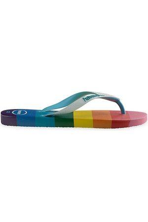 Havaianas Men Flip Flops - Top Pride Sole Flip Flops