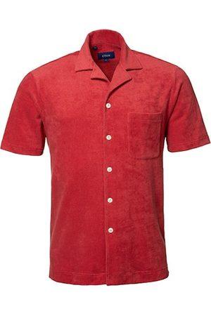 Eton Terry Button-Front Shirt