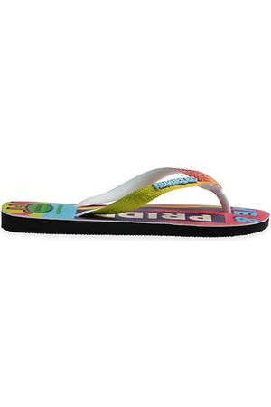 Havaianas Men Flip Flops - Top Pride Rainbow Flip Flops