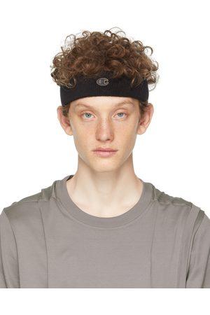 Men Headbands - Rick Owens Champion Edition Terrycloth Headband