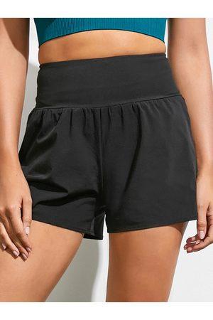 YOINS Women Sports Shorts - High Waist Sports Shorts