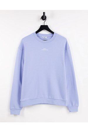 Envii Women Sweatshirts - Monroe sweatshirt in pale