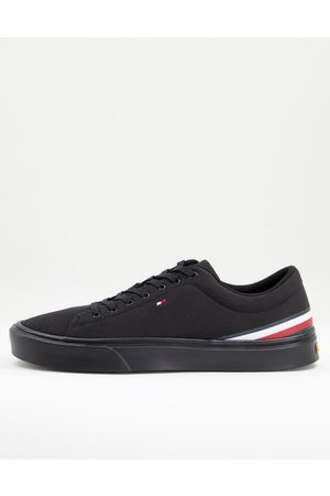 Tommy Hilfiger Men Sneakers - Lightweight trainer with small flag logo in
