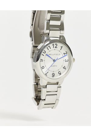 Bellfield Womens watch with white dial