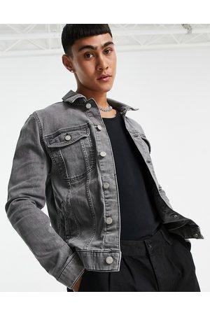 ASOS DESIGN Men Denim Jackets - Skinny denim jacket in