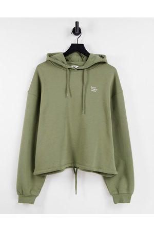 Envii Women Sweatshirts - Monroe hoodie in green