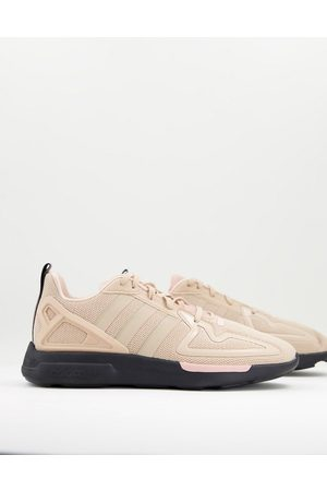 Adidas ZX 2K Flux trainers in -Neutral