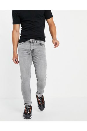 New Look Men Skinny - Skinny jeans in light washed