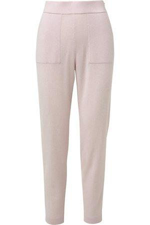 AKRIS Women Joggers - Cashmere Cropped Jogger Pants