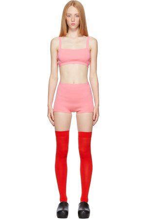 Molly Goddard Knit Zola Lingerie Set