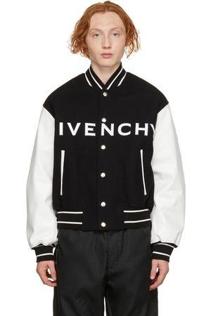 Givenchy & Varsity Jacket