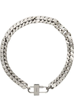 Givenchy Small G Chain Lock Necklace