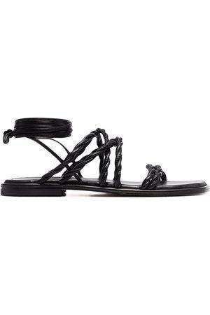 Stuart Weitzman Women Sandals - Calypso flat sandals