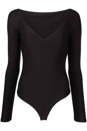 ALIX NYC Jansen sweetheart neckline bodysuit