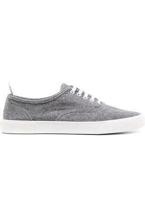 Thom Browne Low-top flat sneakers