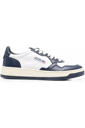 Autry Action panelled low-top sneakers