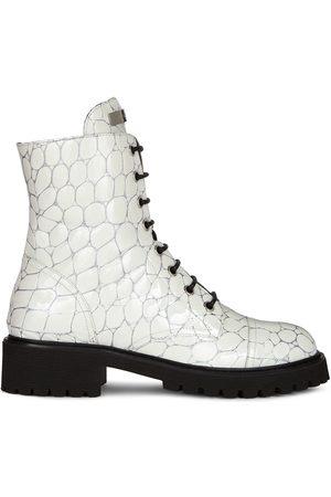 Giuseppe Zanotti Women Lace-up Boots - Thora lace-up boots