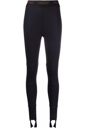 AMBUSH Stirrup high-waist leggings