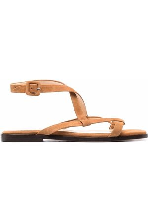 Tila March Origami strappy sandals