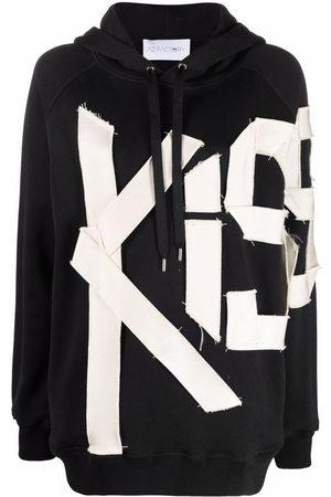 AZ FACTORY Kiss oversized hoodie