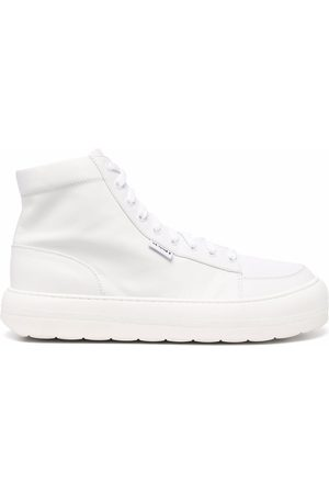 Sunnei Dreamy high-top canvas sneakers